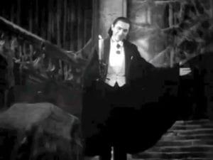 Dracula says Hire Captain Kid